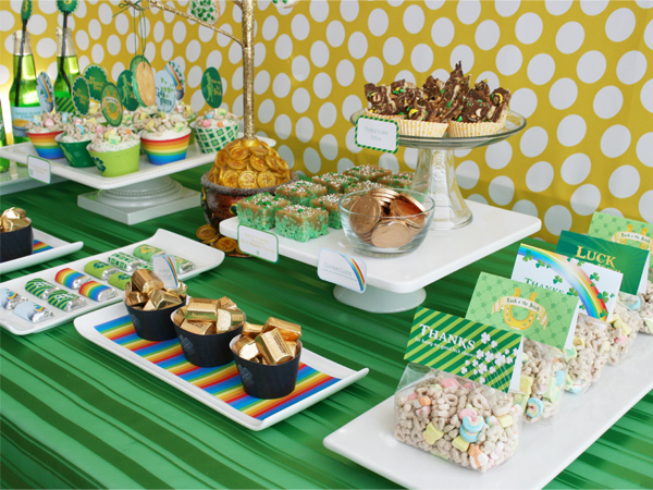 Fat Tuesday Party Food Ideas